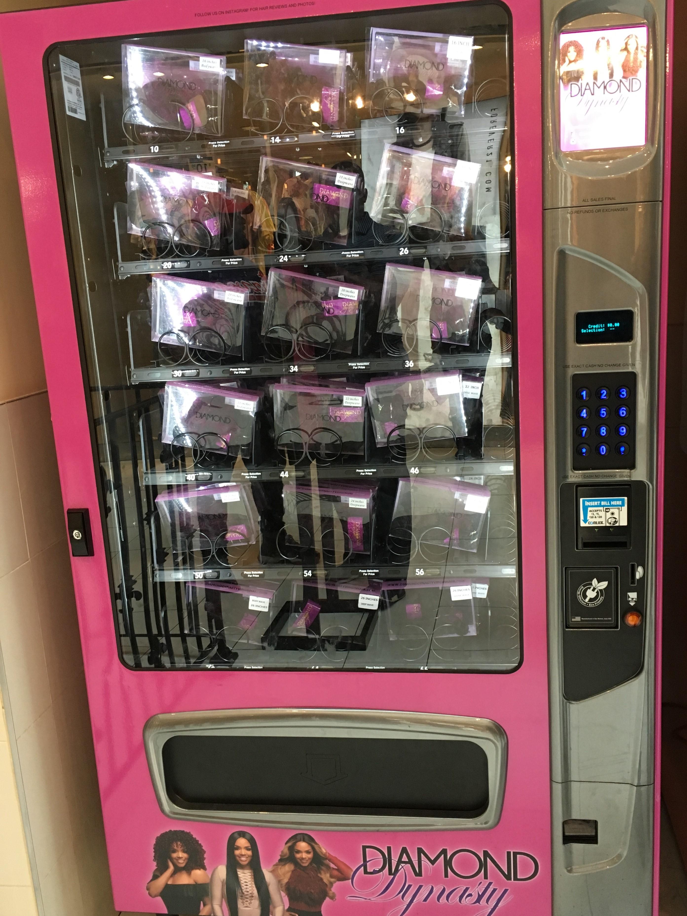 Weave Vending Machines Let S Talk About It